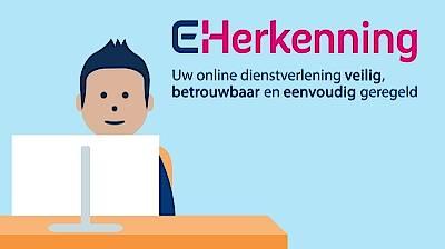 Brief over eHerkenning
