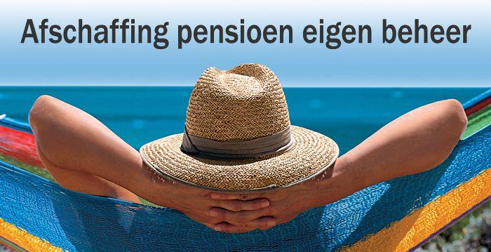 Details informatieplicht dga-pensioen bekend