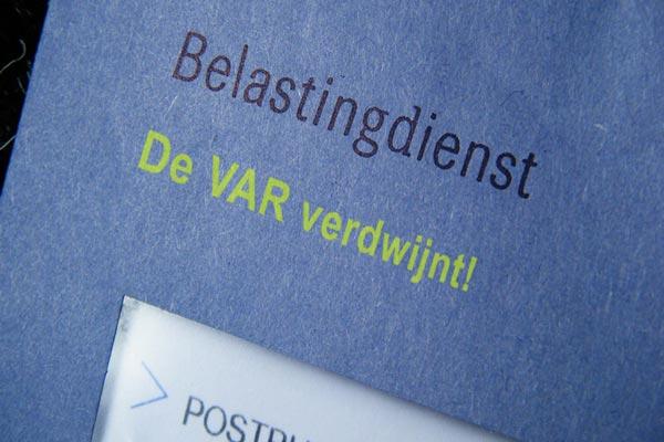 Informatie over gevolgen vervallen VAR-verklaring