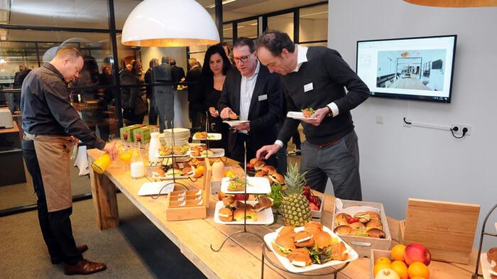 Ontbijt Ronald McDonald Huis Nijmegen