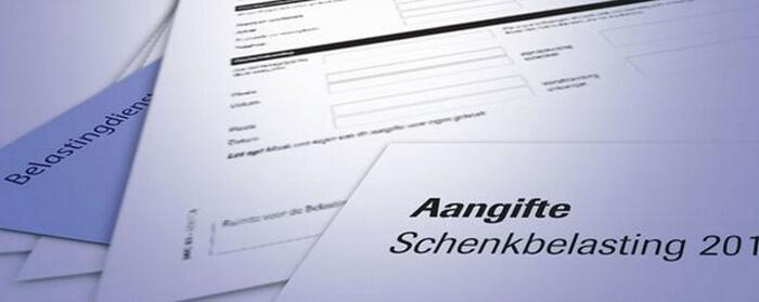 Schenkbelasting 2015