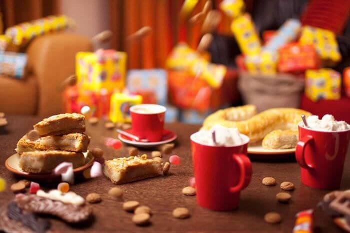 Sinterklaasfeest op de zaak pakt voordeliger uit